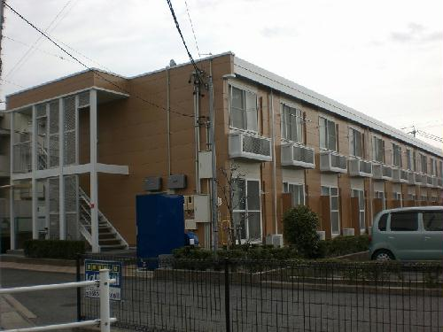 レオパレスアクシオン外観写真