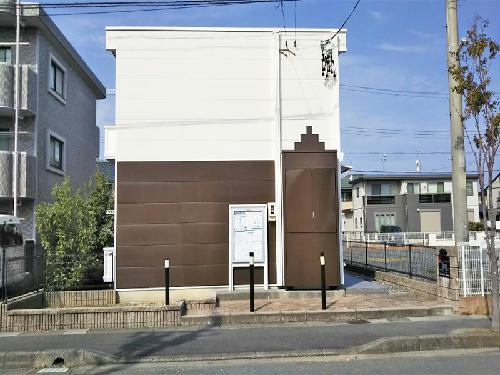 レオパレスエターナリィ松田Ⅱ外観写真