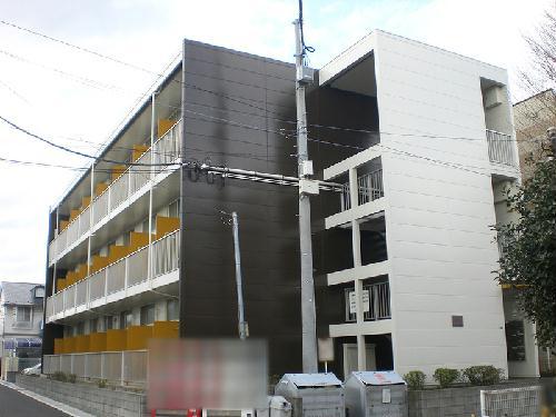 レオパレスパークハイムNS外観写真