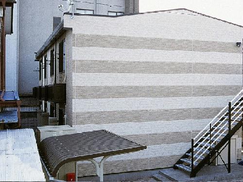 レオパレスホープステイ外観写真