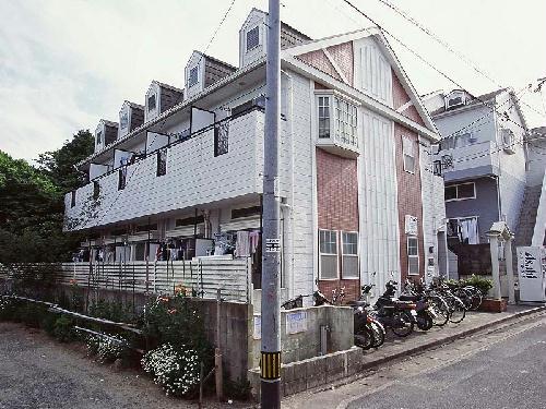 レオパレス西片江Ⅱ外観写真