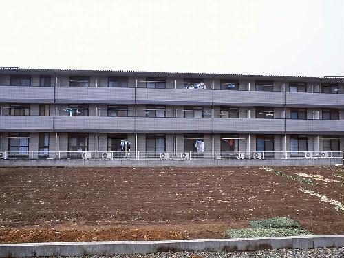レオパレスゴールドレジデンス中原外観写真