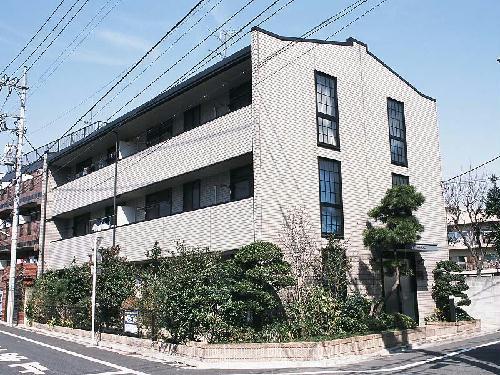 レオパレス瀬田・鈴木外観写真