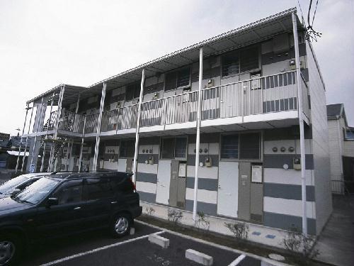 レオパレスコンフォールOSAWA外観写真