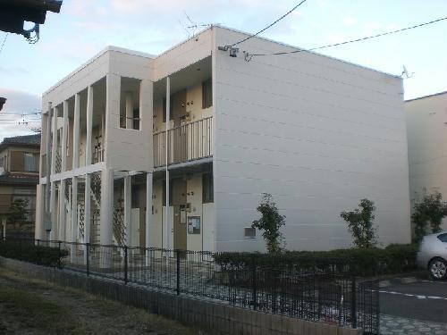 レオパレス敷島外観写真