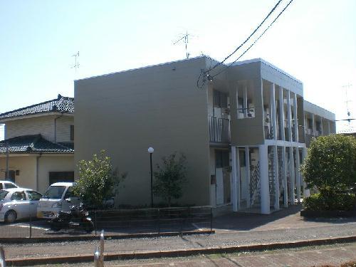 レオパレス横田外観写真