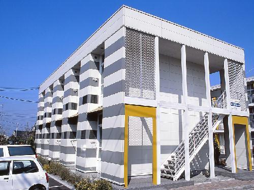 レオパレスB・P246C館外観写真