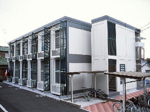 レオパレスカメリア四番館外観写真