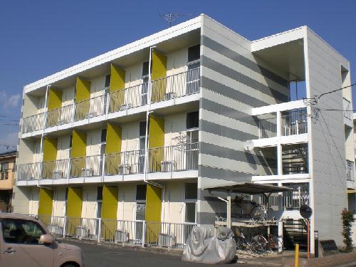 レオパレスB・P246B館外観写真