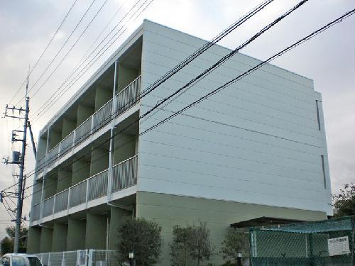 レオパレスグランシャリオ外観写真