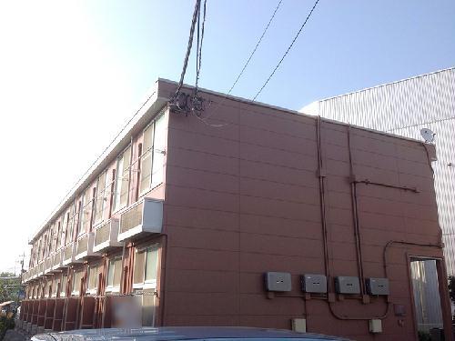 レオパレスリベルテ外観写真