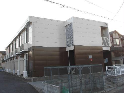 レオパレスプルミエ外観写真