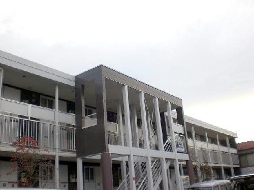 レオパレスKAMAKURA外観写真