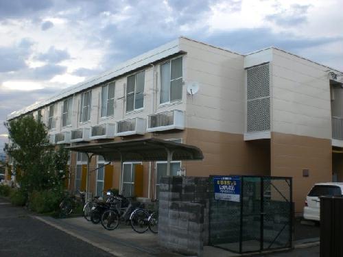 レオパレスグラン ルミエール外観写真