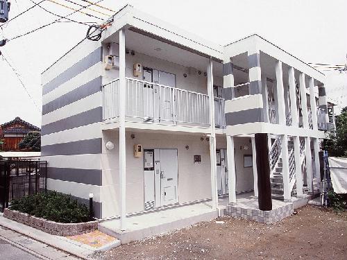 レオパレスNATSU外観写真