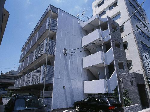 レオパレス栄生駅前外観写真