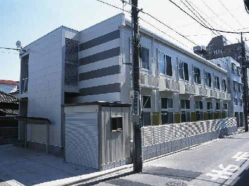 レオパレスエトワール 栄町外観写真