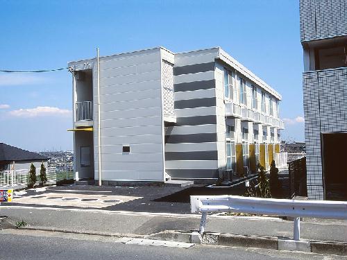 レオパレスモーヴ外観写真