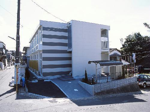 レオパレスカメリア六番館外観写真