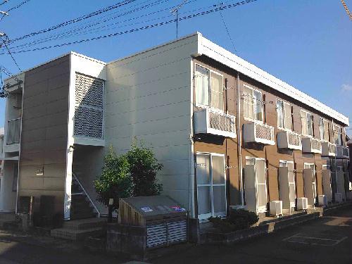 レオパレスINABA外観写真