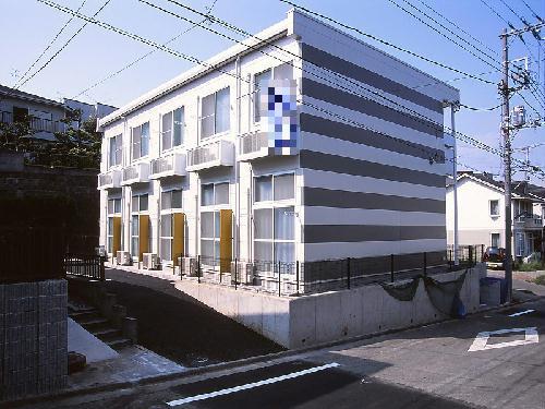 レオパレスATOM外観写真
