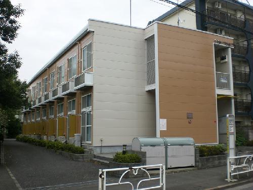レオパレスSUN鈴木町外観写真