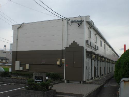 レオパレス県庁東外観写真