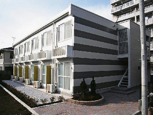 レオパレスオリーブハウス外観写真