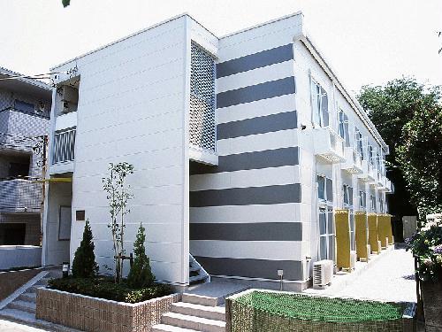 レオパレス学園東町外観写真