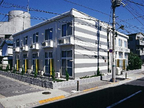 レオパレスアドバンテージ外観写真
