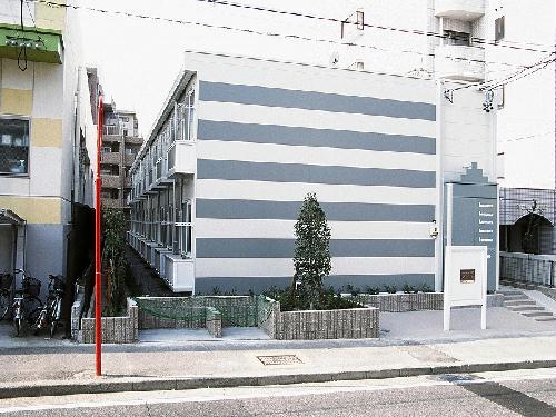 レオパレス和楽外観写真