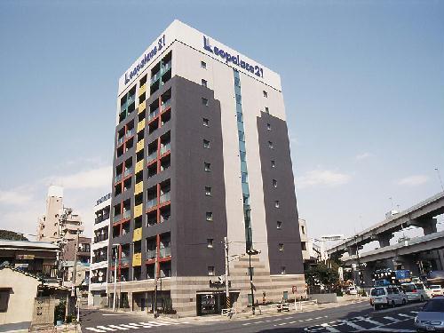 レオパレスFlat横浜青木町外観写真