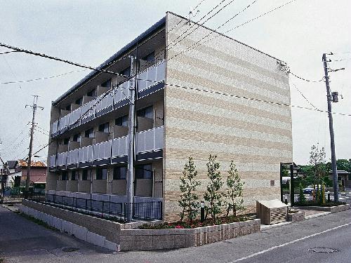 レオパレスフレアレーブ外観写真