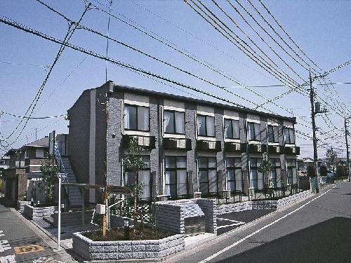 レオパレスKAWASHI外観写真