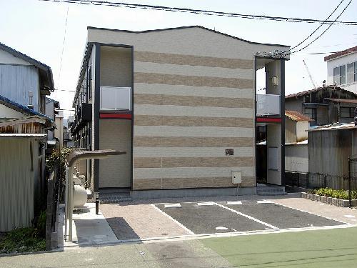 レオパレスMise外観写真