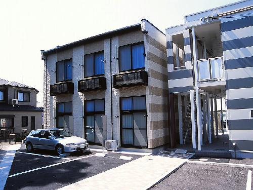レオパレスホーホ プラッツⅡ外観写真