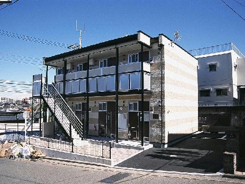 レオパレスグリーンハイツ宮田町外観写真