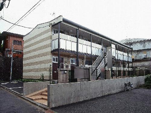 レオパレスFUKAWA外観写真