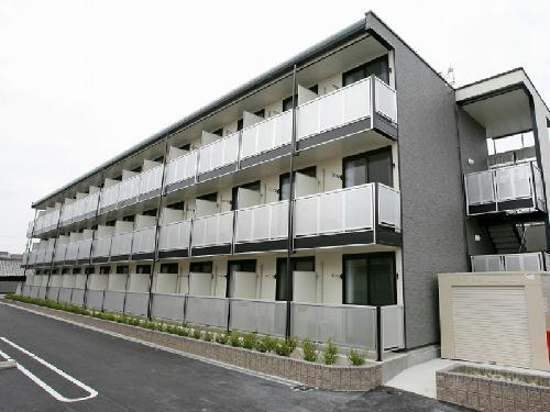 レオパレスサンカレッジ外観写真