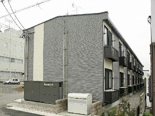 レオパレスTadpole須賀外観写真