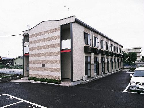 レオパレスSUGAWARA外観写真