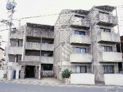レオパレスRX堤外観写真