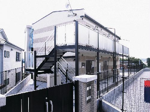 レオパレス具々田Ⅱ外観写真