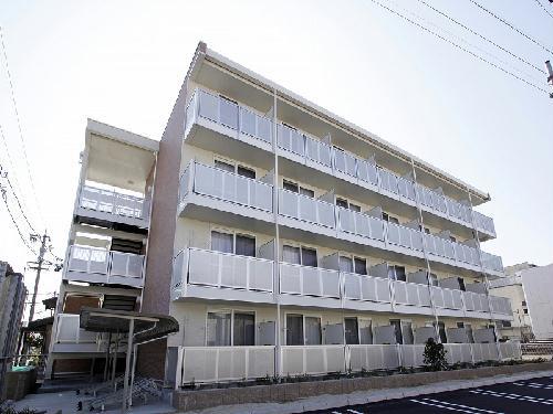 レオパレス枇杷島外観写真