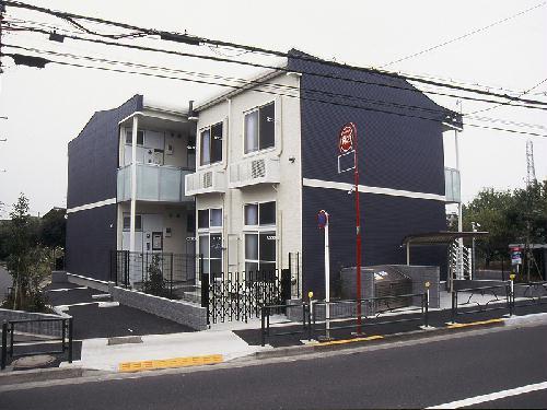 レオパレス世田谷外観写真