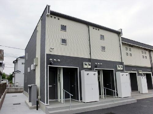 レオネクストフィロ 前沢宿Ⅱ外観写真