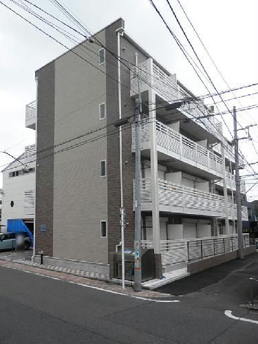 レオネクスト横浜HONGO外観写真