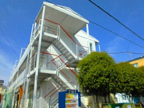 レオパレスボヌール錦町外観写真