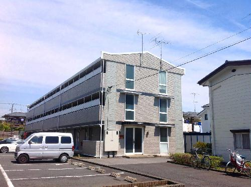 レオパレスコンフォート秋川A外観写真