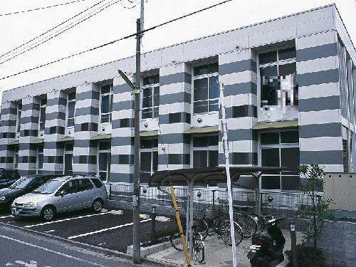 レオパレスサンフローラ外観写真